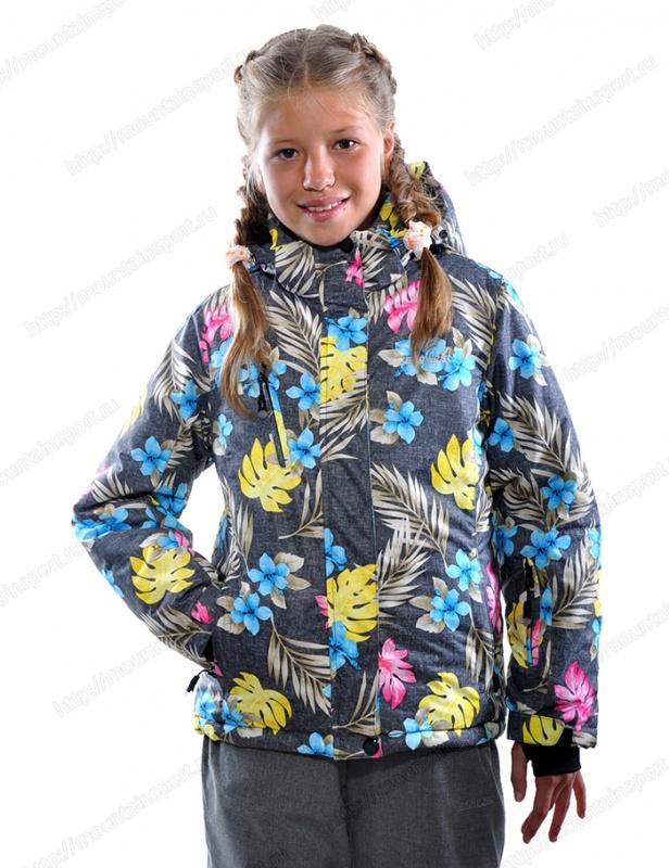 Куртка+полукомбинезон дев поростк. SNOWEST