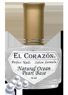 Natural Ocean Pearl Base-основа с жемчужными ч-ми 401new