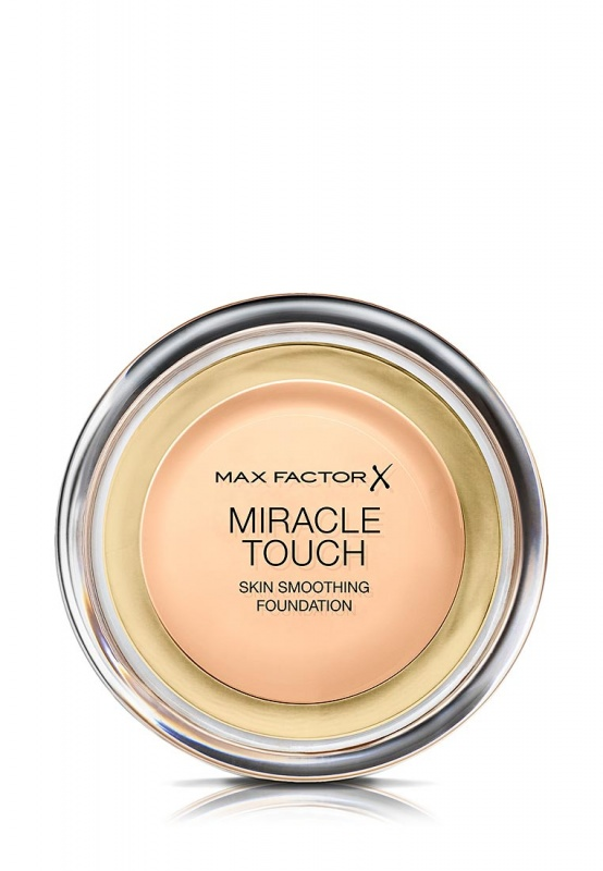 Max Factor Тональная Основа Miracle Touch Ж Товар Тон 40 creamy ivory