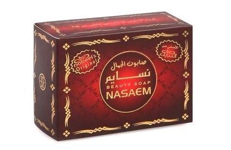 Парфюмерное мыло NASAEM / Насаим от Nabeel