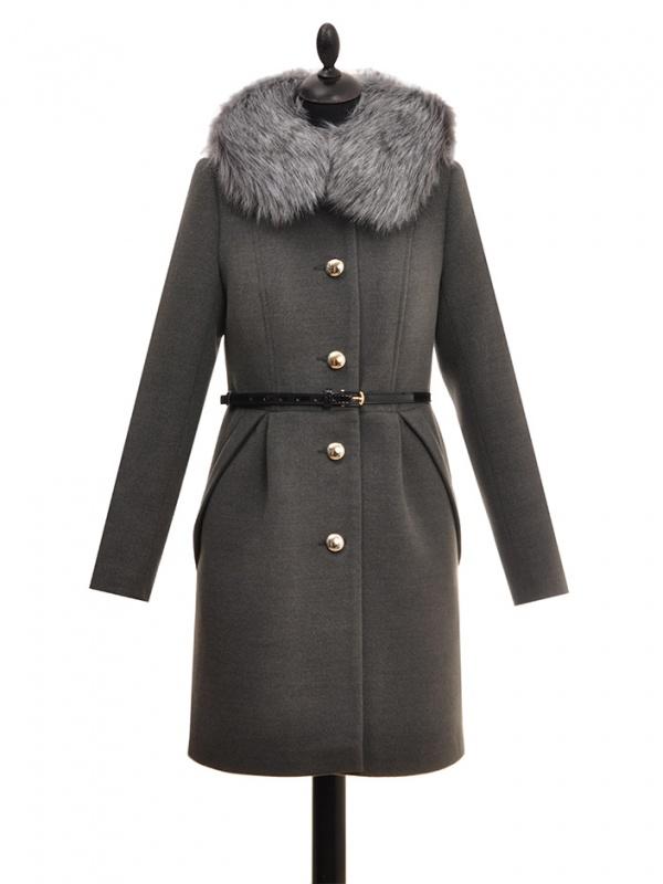Пальто утепленные женские  Артикул: ПУ-1977