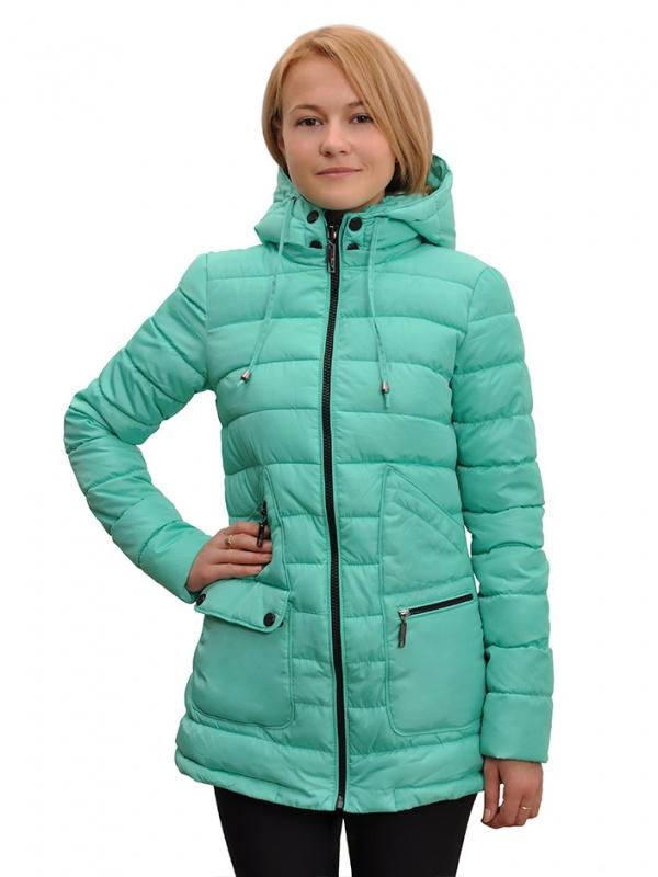 Куртка (Парка) демисезонная женская  Артикул: К-0525