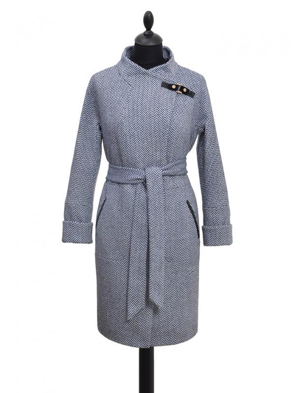 Пальто демисезонное женское  Артикул: СП-0989