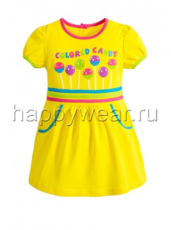 Платьице для девочки Luneva