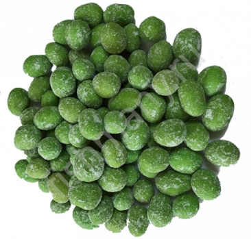 Арахис жареный в глазури со вкусом Васаби 1кг, мин. заказ от 250г