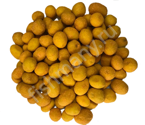 Арахис жареный в глазури со вкусом Барбекю 1кг, мин заказ от 250г