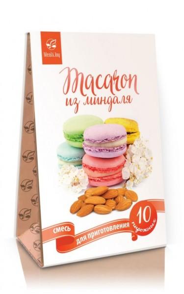 """Смесь для приготовления французского десерта \""""Macaron\"""" из миндаля"""