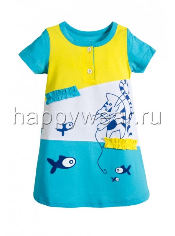 Платьице для девочки Luneva LU91079