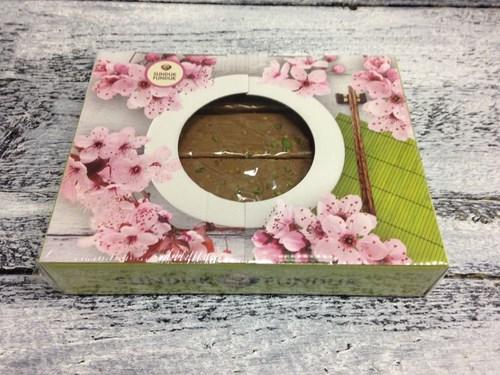 Халва Королевские Ломтики Какао 1кг (сувенирная упаковка)