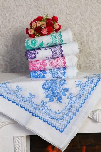 Головной платок 80*80 см.