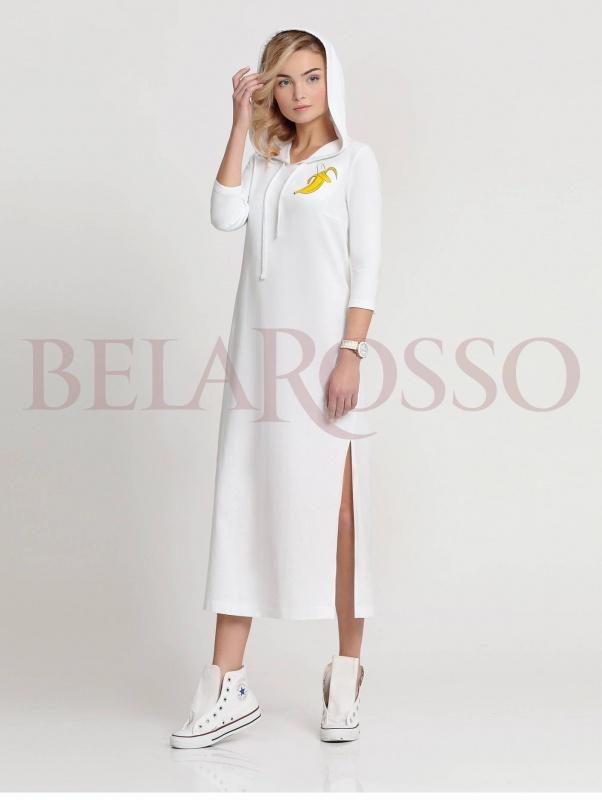 Платье Prio 157880 белое