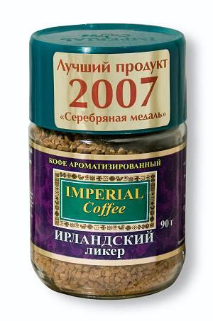 """Кофе """"Ирландский ликер"""" 95 г растворимый"""