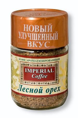 """Кофе """"Лесной орех"""" 95 г растворимый"""