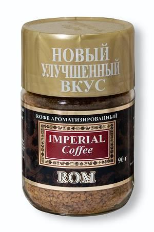 """Кофе """"Ром"""" 95 г растворимый"""