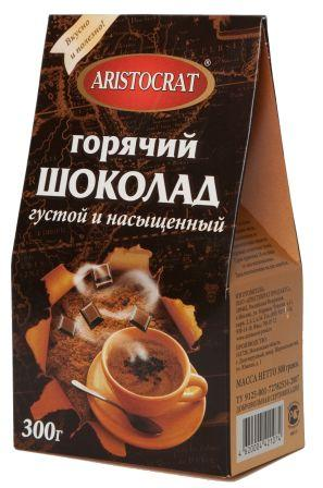 """Горячий шоколад """"Густой и насыщенный"""" 300 г"""