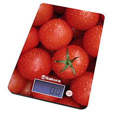 Весы кухонные Sakura SA-6075T 8кг