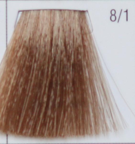 Wella Koleston Perfect 8/1 светлый блонд пепельный