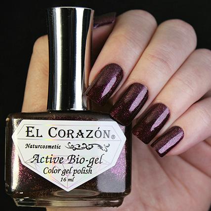 El Corazon Активный Био-гель №423/954 Eastern Organza 16 мл