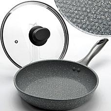 Сковорода с крышкой Mayer&Boch MB-23572, 26см