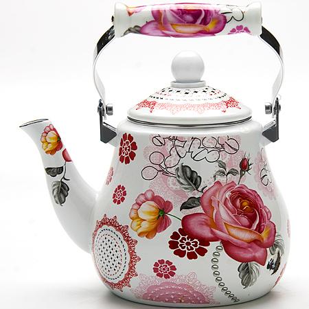 Чайник эмалированный Mayer&Boch MB-23996, 2,5л