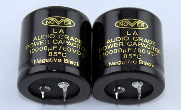 Nover 10000UF / 50V конденсатор (30 * 45MM)