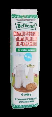 """Сухой растворимый молокосодержащий продукт BelVend """"Молочный продукт 99,99%"""" 1 кг"""
