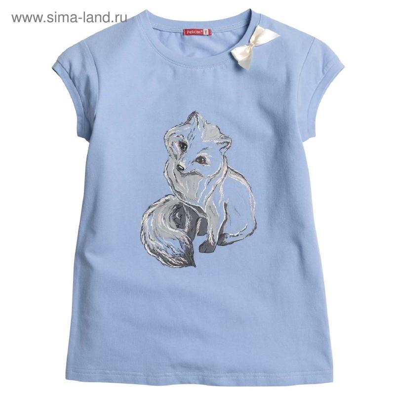 """GTR5003 джемпер (модель \""""футболка\"""") для девочек"""