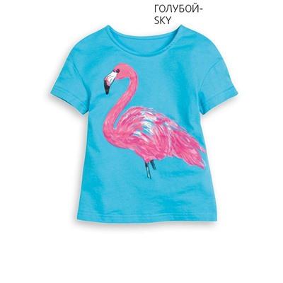 """GTR595 джемпер (модель \""""футболка\"""") для девочек"""