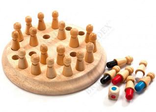 """Шахматы детские для тренировки памяти \""""МНЕМОНИКИ\"""" Bradex DE 0112"""