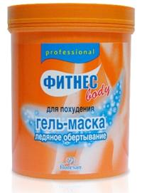"""""""Floresan"""" Гель-маска ледяное обёртывание для похудения Объем 500 мл"""