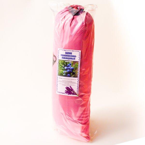 Валик можжевелово-лавандовый 12 см* 30 см
