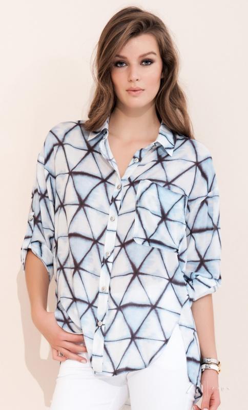 Zaps AMARA 046 рубашка