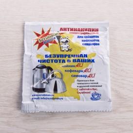 Концентрированный биоочиститель для чайниковScrubma 20гр