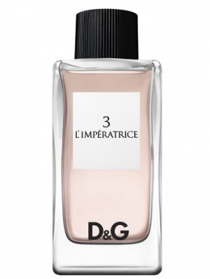 DOLCE & GABBANA D&G Anthology 3 L\'IMPERATRICE lady  1,5ml edT