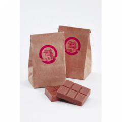 """плитка для тела """"Шоколад"""" (60 гр.)"""