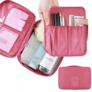 OB-113-Red Универсальный органайзер для парфюмерии, косметики и много другого