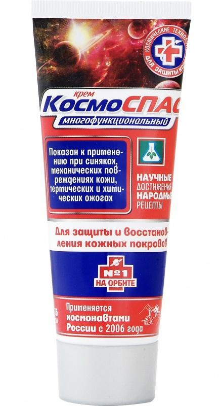 Крем Космическое здоровье многофункциональный КосмоСПАС 75 мл