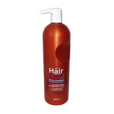 "\"" Hair Care\"" Шампунь-Аминопластика д/укрепл/уплотн/утолщен 1000мл"