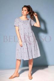 Платье Anna Majewska 1009 полоска