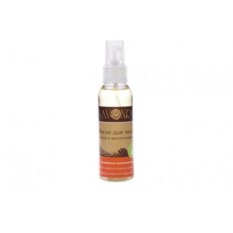 Масло для волос Лечение и восстановление, 100 мл