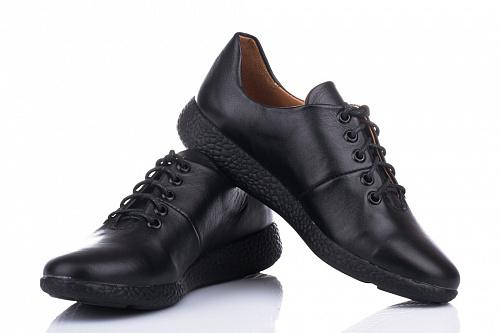 Ботинки жен MS110 Черный