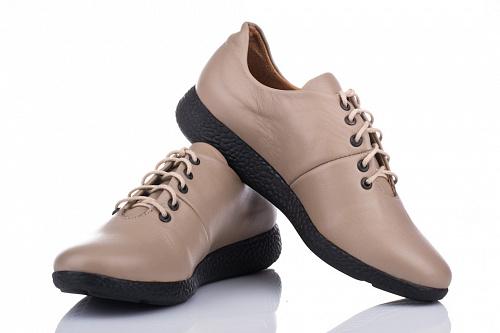 Ботинки жен MS110 Визон