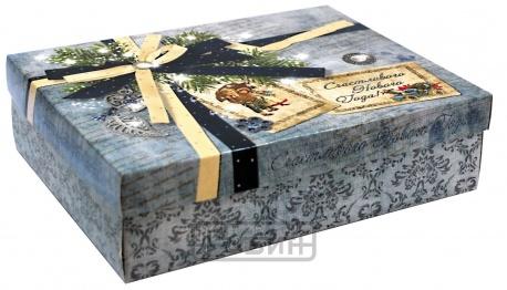Новогодний подарок Презент (картон, 750 г)