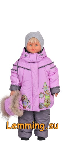 """Зима - Модель № 257 """"Сова"""""""