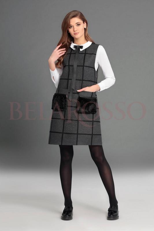 Комплект Olga Style С316 серый