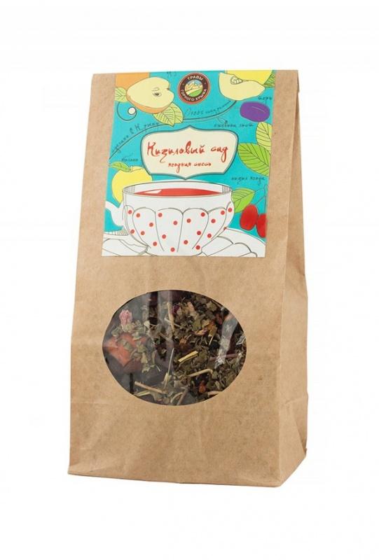 Травяной чай Кизиловый сад (ягодная смесь) 200 г