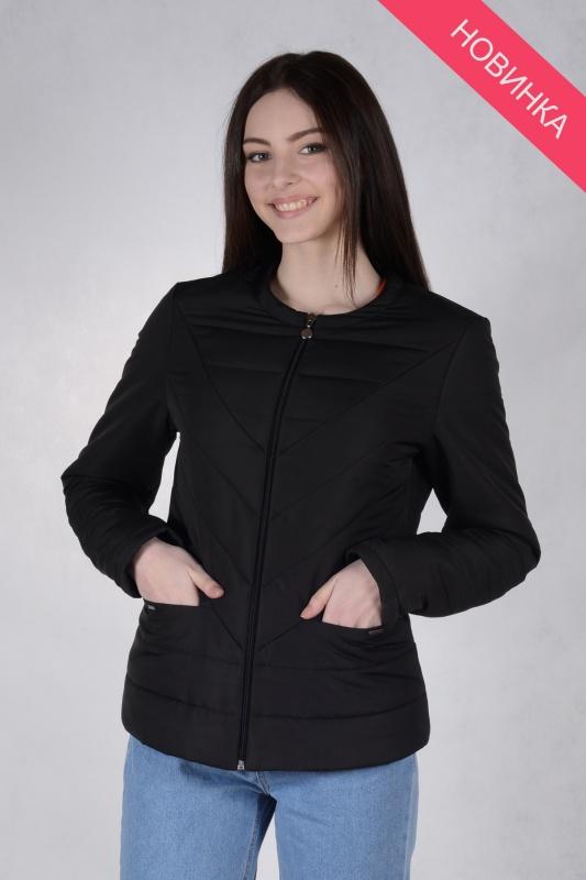 Куртка женская 73440 черный