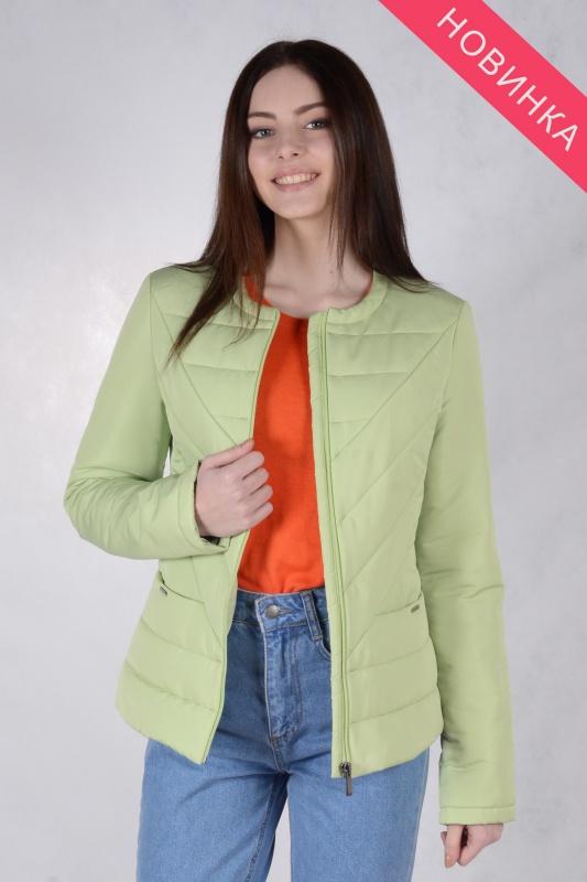 Куртка женская 73440 салат
