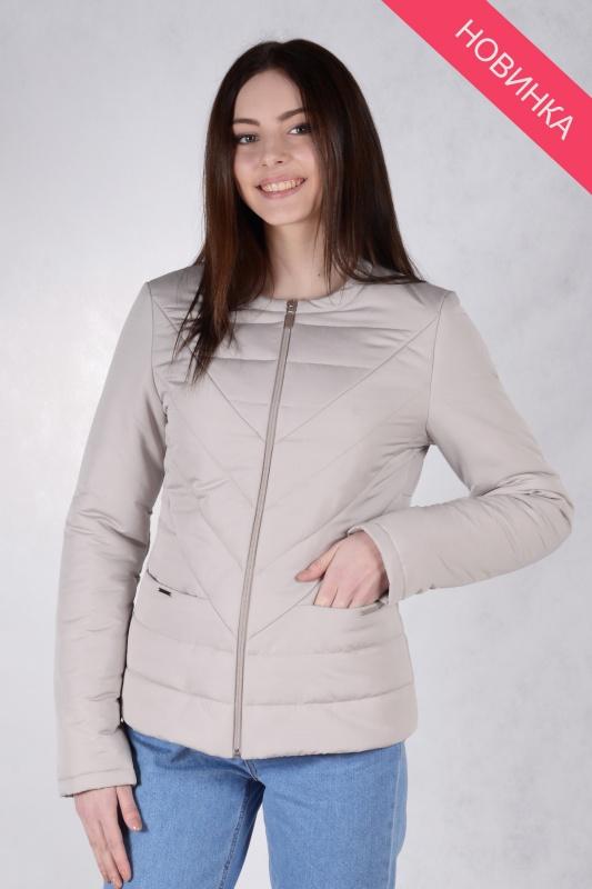 Куртка женская 73440 серый