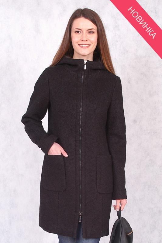 Пальто 63354 черный